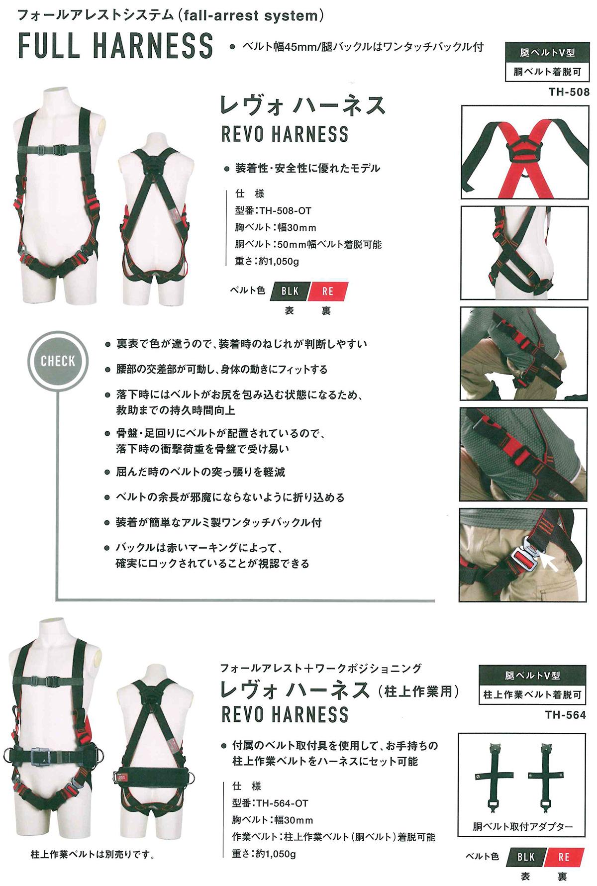 藤井電工 ツヨロン フルハーネス安全帯